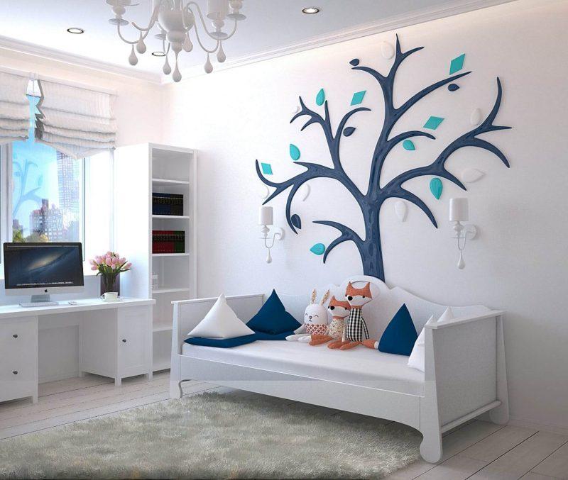 Jak urządzić pokój dla dziecka, aby czuł się tam dobrze?