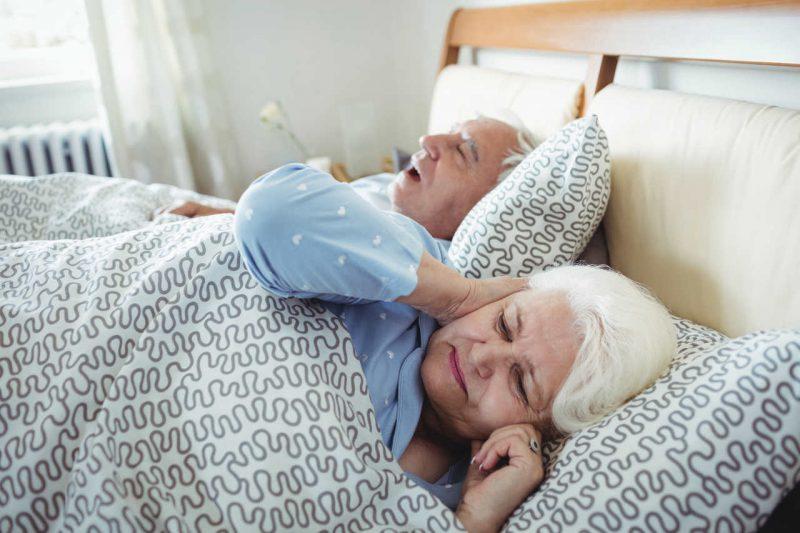 Czy chrapanie pojawia się z wiekiem?